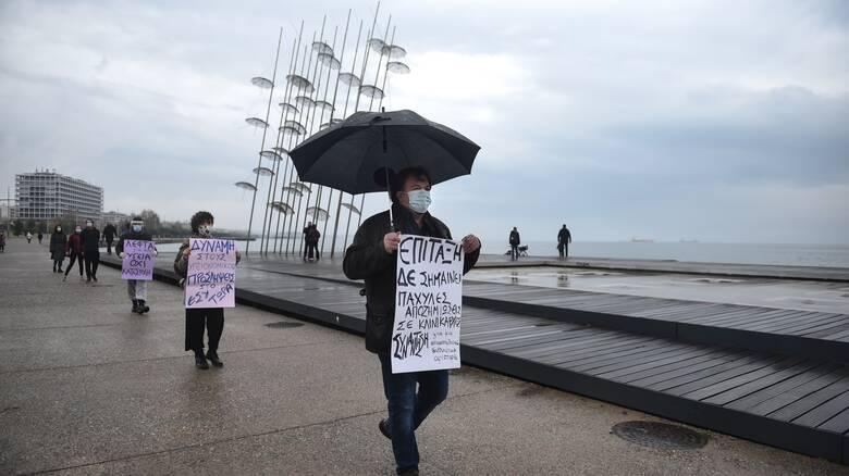 Επέτειος Γρηγορόπουλου: Προσαγωγές και στη Θεσσαλονίκη