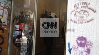 Επέτειος Γρηγορόπουλου: Αστυνομικοί έριξαν χειροβομβίδα κρότου - λάμψης σε πολυκατοικία