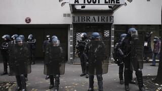 Γαλλία: Πάνω από 60 αστυνομικοί τραυματίστηκαν κατά τη διάρκεια συγκρούσεων με διαδηλωτές
