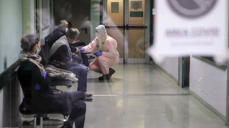 Ιταλία - εμβόλιο κορωνοϊού: Προτεραιότητα σε όποιον δεν προσβλήθηκε από την ασθένεια