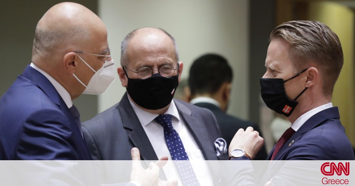 Συμβούλιο Ευρωπαίων ΥΠΕΞ: Σήμερα το πρώτο μπρα-ντε-φερ για τις κυρώσεις στην Τουρκία