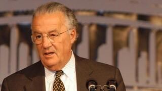 Πέθανε ο Ελληνοαμερικανός πρώην γερουσιαστής του Μέριλαντ Πολ Σαρμπάνης