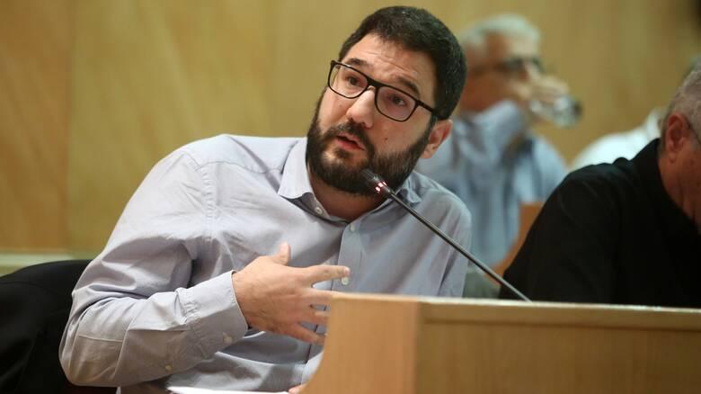 Ηλιόπουλος: Βγαλμένες από τη χρονοκάψουλα των μνημονίων οι πολιτικές της κυβέρνησης