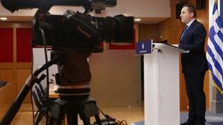 Πέτσας: Προσχηματική η απόσυρση του Oruc Reis 10 μέρες πριν το Ευρωπαϊκό Συμβούλιο
