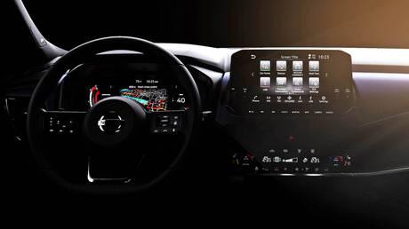 Το καινούργιο Nissan Qashqai αναμένεται την άνοιξη και θα τοποθετηθεί πιο upper class