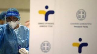 Κορωνοϊός: Παραμένει η πίεση στο ΕΣΥ με 600 διασωληνωμένους - 89 θάνατοι, 1.251 κρούσματα