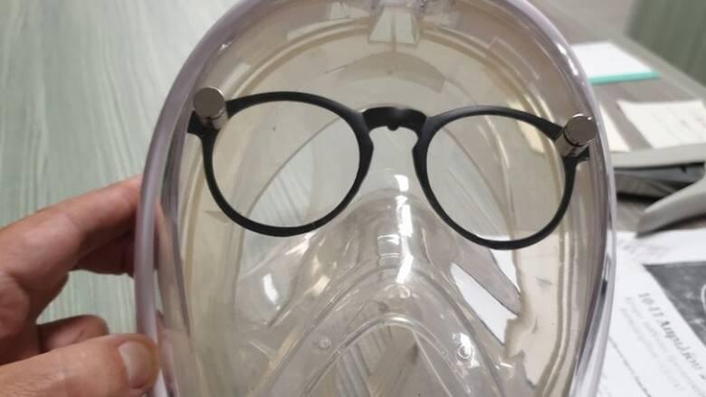 Εντυπωσιακή ευρεσιτεχνία ΑΠΘ - Αυτή η μάσκα αποστειρώνει τον εισπνεόμενο και εκπνεόμενο αέρα