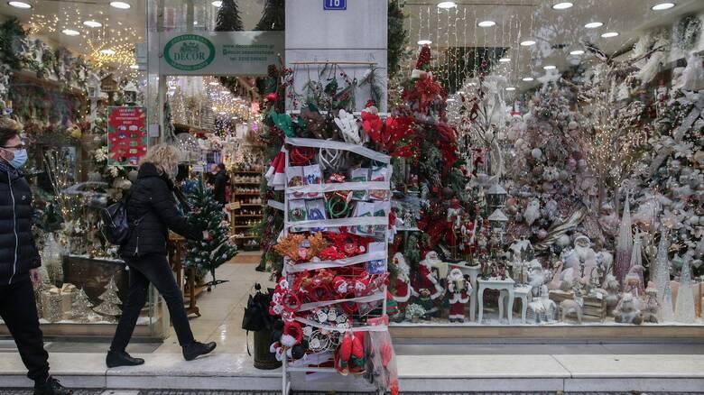 Κορωνοϊός - Οδηγός επιβίωσης: Τι ανοίγει και τι μένει κλειστό ενόψει των Χριστουγέννων