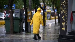 Έκτακτο δελτίο επιδείνωσης καιρού: Χαλάει από σήμερα με βροχές και καταιγίδες