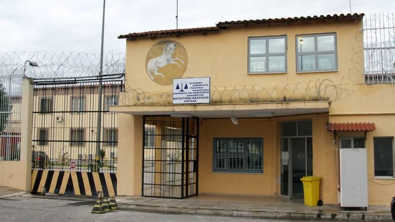 Κορωνοϊός: 86 κρούσματα στις φυλακές της Λάρισας