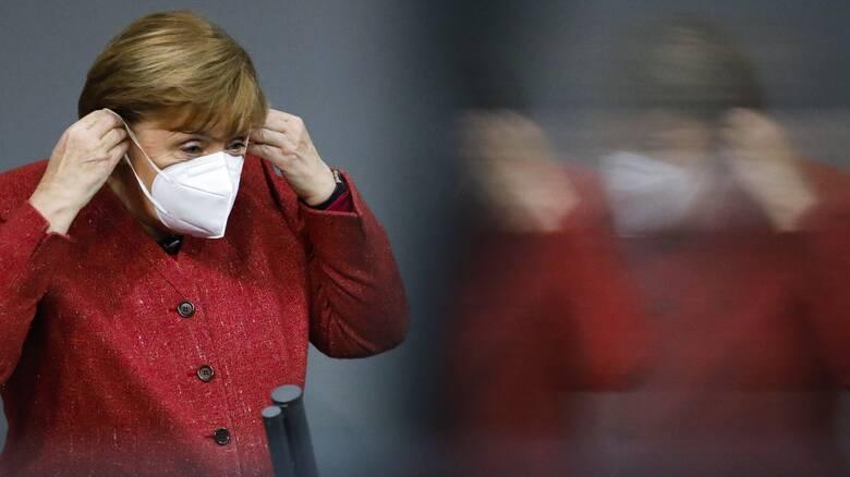 Θα στηρίξει κυρώσεις κατά της Τουρκίας η Μέρκελ; Όσα... δεν είπε σήμερα στη γερμανική βουλή