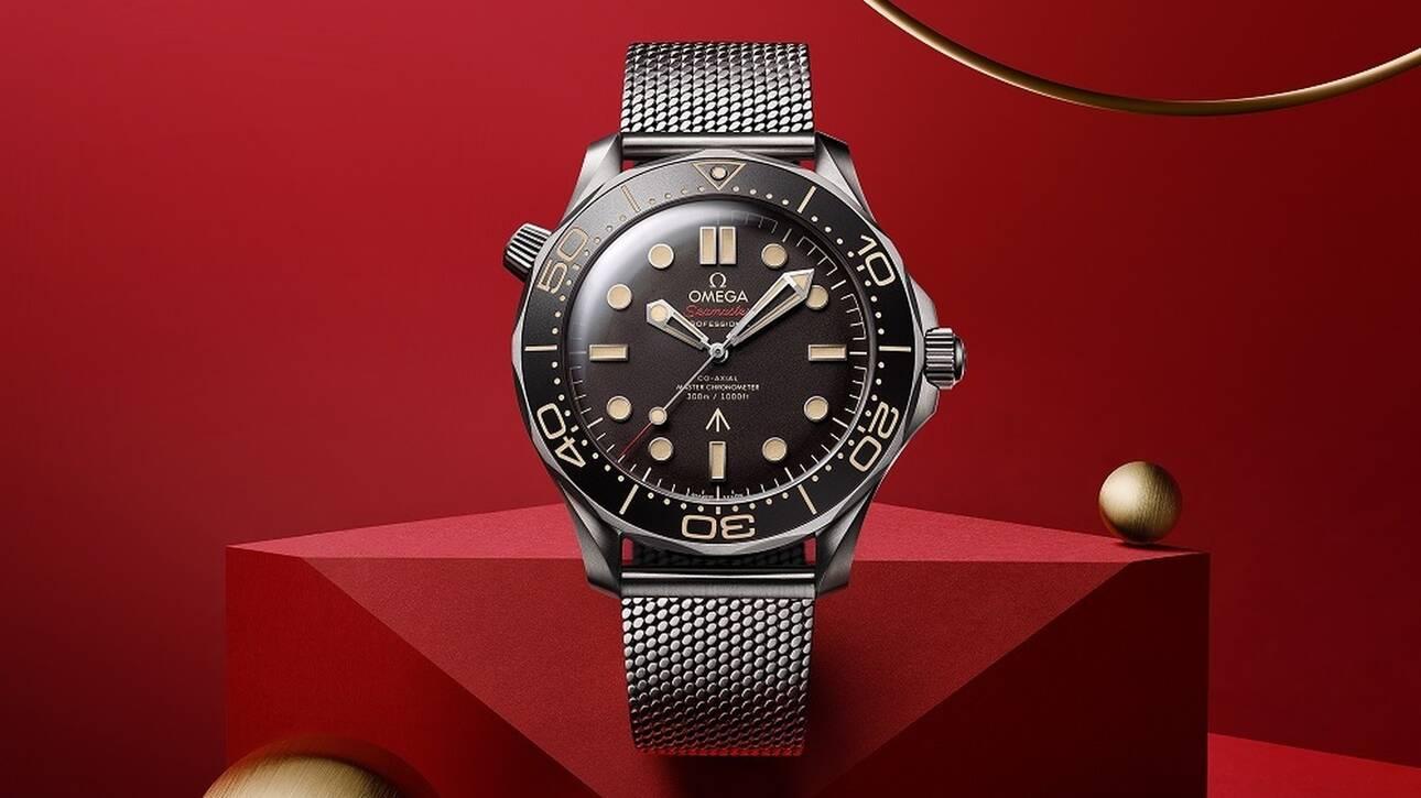 To ρολόι του James Bond είναι το ιδανικό δώρο για όλους τους λάτρεις των κατασκοπευτικών ταινιών