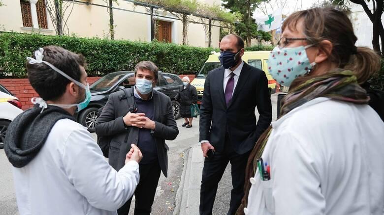 Τζανακόπουλος: Η κυβέρνηση ούτε θέλει ούτε μπορεί να στηρίξει το ΕΣΥ