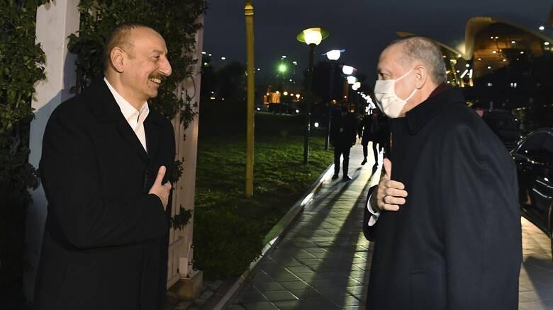 Ο Ερντογάν ρίχνει το γάντι στην ΕΕ για τις κυρώσεις
