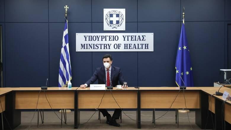 Κορωνοϊός - Κικίλιας: Υπό πίεση το ΕΣΥ - Οι «κόκκινοι» νομοί και η ανησυχία για τη δυτική Αττική