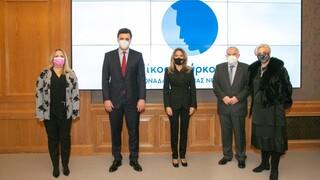 Δωρεά Μαριάννας Ι. Λάτση για τη δημιουργία σύγχρονης MHN «Νίκος Κούρκουλος» στη Θεσσαλονίκη