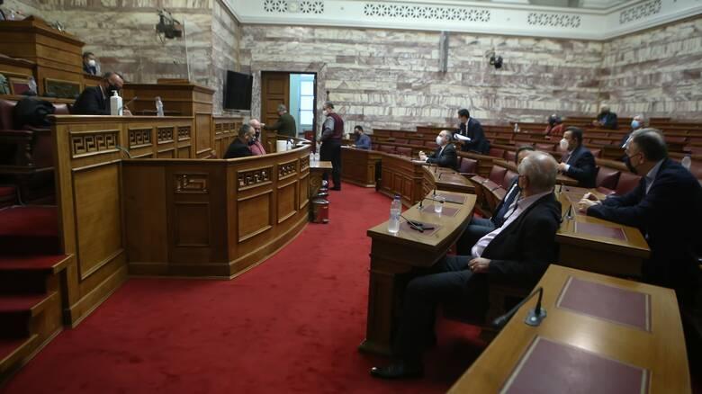 Εγκρίθηκε η τοποθέτηση Ντζανάτου στην ΕΕΕΠ - Επεισοδιακή η συνεδρίαση στη Βουλή