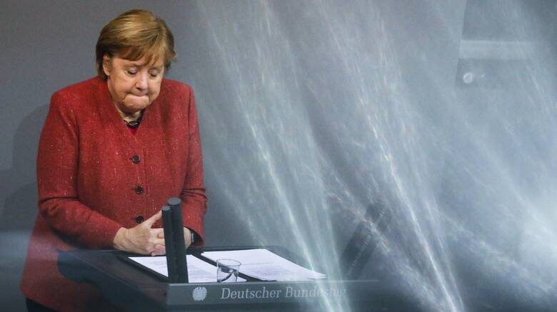Γερμανία: Με δάκρυα στα μάτια η Μέρκελ προσπαθεί να πείσει για πιο αυστηρό lockdown