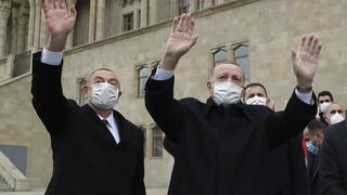 Ερντογάν λίγο πριν την Σύνοδο: Η Ελλάδα κάνει πολιτική με το ψέμα