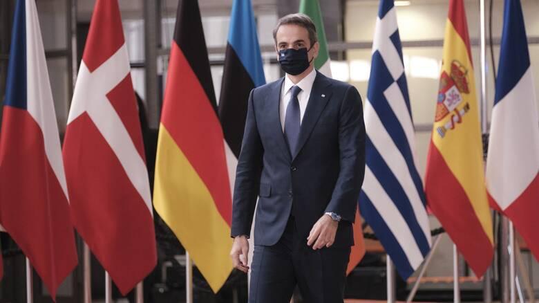 Σύνοδος Κορυφής: Ποιες κυρώσεις συζητιούνται για την Τουρκία - Οι στόχοι Μητσοτάκη