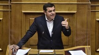 Τσίπρας: Η ΕΕ να επιβάλει κυρώσεις στην Τουρκία