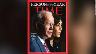 Τζο Μπάιντεν και Κάμαλα Χάρις, οι «προσωπικότητες της χρονιάς» για το περιοδικό Time