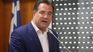 Γεωργιάδης: Καταλήξαμε σε μέτρα με το μικρότερο δυνατό ρίσκο