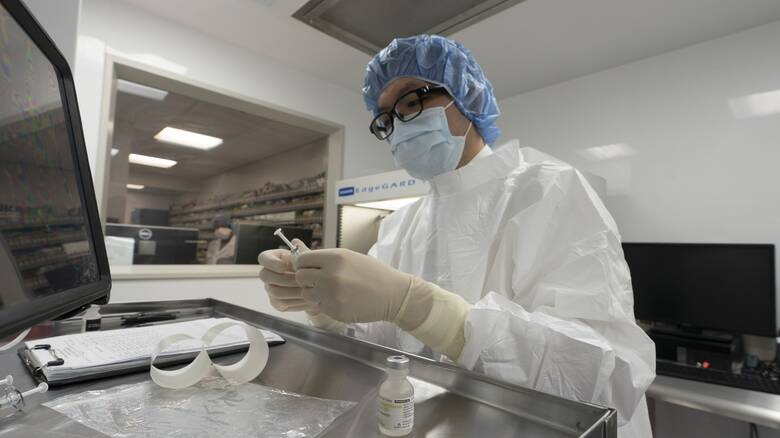 Κορωνοϊός - Εμβόλια: Βήμα-βήμα το επιτελικό σχέδιο μεταφοράς και παράδοσής τους