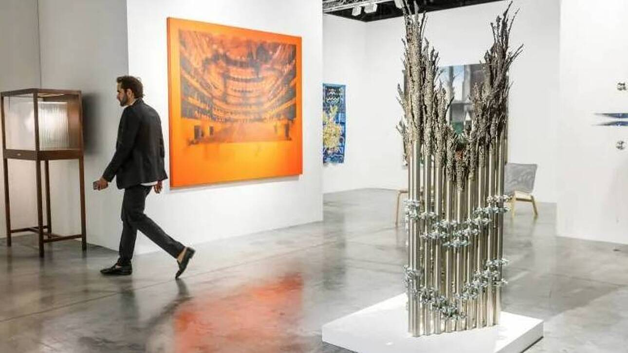Διαδικτυακή για πρώτη φορά η έκθεση Art Basel Miami Beach