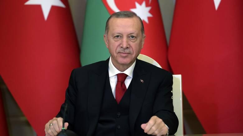 Ερντογάν: Οι λογικές χώρες στην ΕΕ απέτρεψαν προσπάθειες εναντίον της Τουρκίας