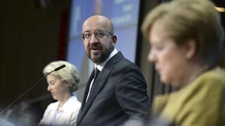 Σύνοδος Κορυφής - Μέρκελ: Ελπίζω ότι τα μηνύματα φτάνουν σωστά στην Τουρκία