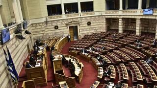 Προϋπολογισμός: Ξεκίνησε η συζήτηση στην Ολομέλεια της Βουλής - Την Τρίτη η ψηφοφορία