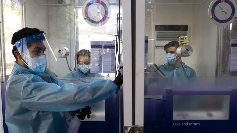 Κορωνοϊός - ΠΟΥ: Ζήτημα των εθνικών αρχών να εξετάσουν τυχόν παρενέργειες των εμβολίων