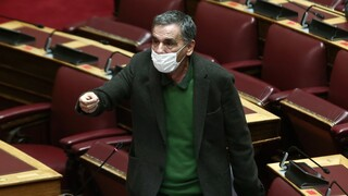 Προϋπολογισμός 2021 - Τσακαλώτος: Η Ελλάδα παραμένει στον πάτο της ΕΕ σε δαπάνες κορωνοϊού
