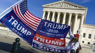 Νέο βαρύ πλήγμα στον Ντόναλντ Τραμπ από το Ανώτατο Δικαστήριο: «Σταμάτα»
