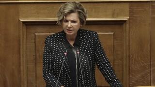 Γεροβασίλη: Προϋπολογισμός ενός ανέμελου πρωθυπουργού - Ψεύτικος και προκλητικός