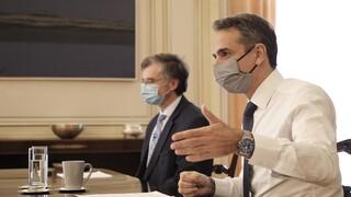 Εμβόλιο κορωνοϊός: «Γκάζι» στην κυβερνητική προετοιμασία – Νέα σύσκεψη υπό τον Μητσοτάκη