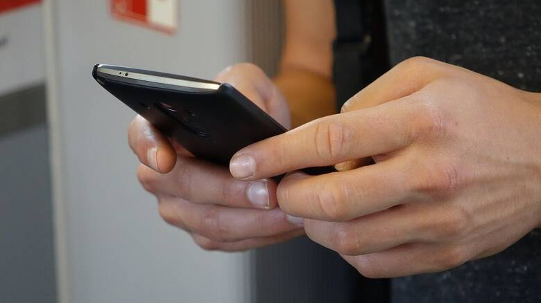 13033: Τι SMS στέλνουμε για click away, βιβλιοπωλεία, κομμωτήρια