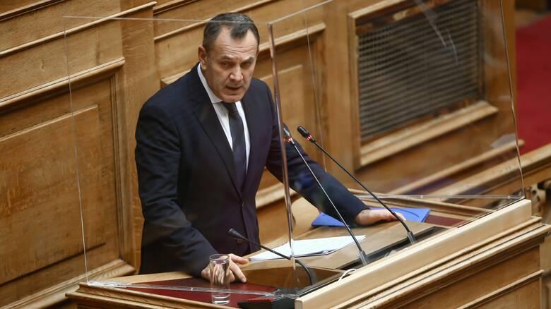 Παναγιωτόπουλος: Σε αυξημένη επιτήρηση οι Ένοπλες Δυνάμεις, δεν το ρισκάρουμε με την Τουρκία