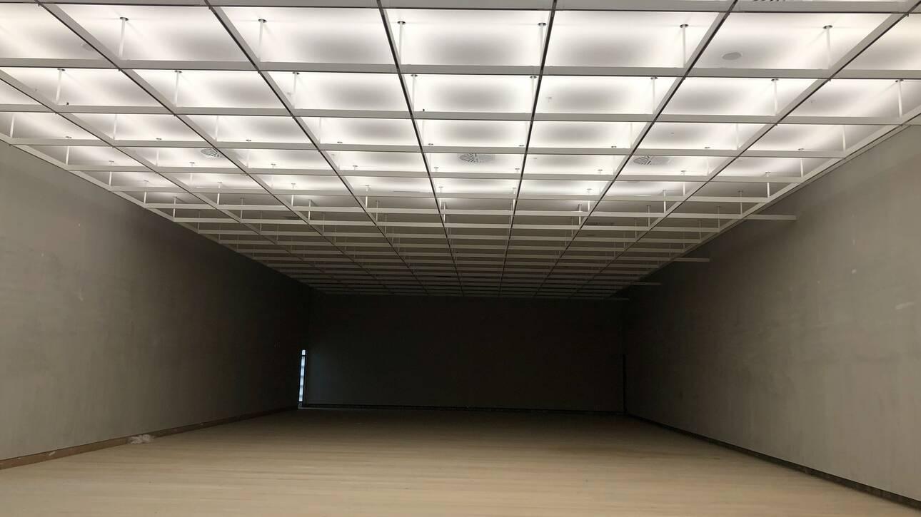 Εθνική Πινακοθήκη: Το έργο θα παραδοθεί τον Μάρτιο 2021
