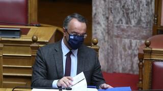 Σταϊκούρας προς ΣΥΡΙΖΑ: Επενδύετε στην καταστροφή της χώρας