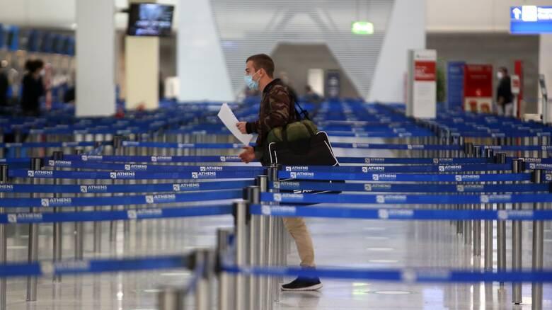Παρατείνονται οι NOTAMS για πτήσεις έως 7 Ιανουαρίου - Τι ισχύει με την τριήμερη καραντίνα