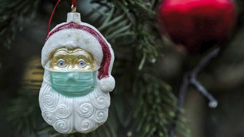 Βατόπουλος: Μάσκες και αποστάσεις ακόμη και τα Χριστούγεννα