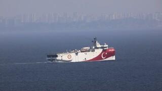 Τουρκική προκλητικότητα: Εμπρηστικές δηλώσεις, Νavtex και... βόλτες του Oruc Reis