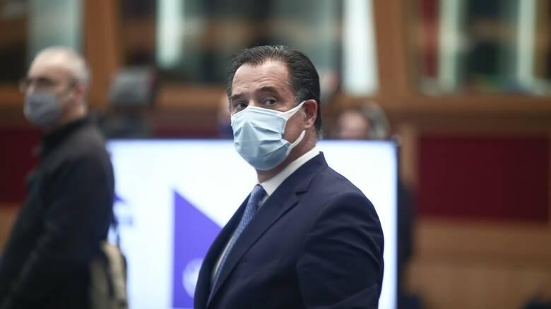 Γεωργιάδης: Σήμερα η ανακοίνωση για τα κέντρα αισθητικής - Είχαμε πρόβλεψη για 1.000 νεκρούς τη μέρα