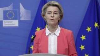 Brexit: Είμαστε στην τελική ευθεία, δηλώνει η Ούρσουλα φον ντερ Λάιεν