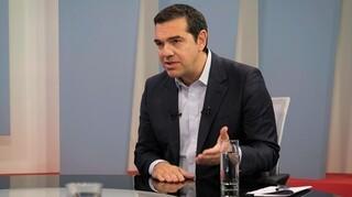 Τσίπρας σε παραγωγικούς φορείς: New Deal για την απομείωση του ιδιωτικού χρέους της κρίσης