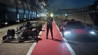 Lewis Hamilton: Ο εφτά φορές πρωταθλητής της Φόρμουλα 1 οδηγεί το Mercedes-AMG Project One