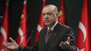 Ερντογάν προς ΗΠΑ: Αναμένουμε υποστήριξη από τον νατοϊκό μας σύμμαχο