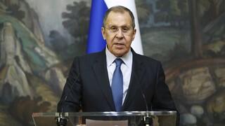Ρωσία - Λαβρόφ: Παράνομες οι κυρώσεις των ΗΠΑ έναντι της Τουρκίας